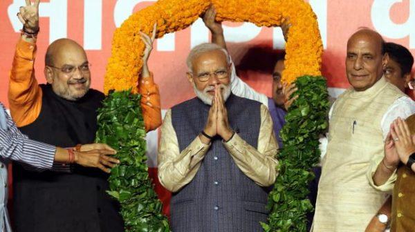 Elezioni India, Modi riconfermato alla guida del paese