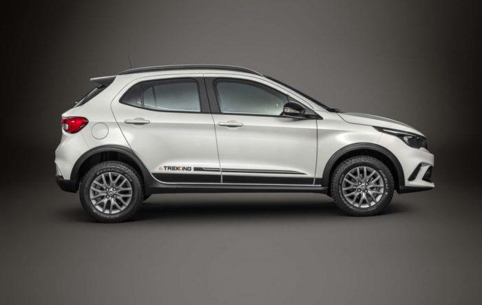 Fiat Argo Trekking: prezzo, interni e versioni del crossover