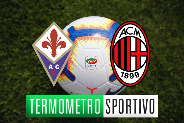 Fiorentina-Milan: probabili formazioni, pronostico e quote scommesse