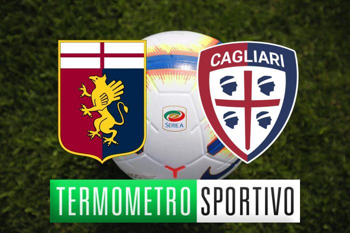 Genoa-Cagliari: diretta streaming e tv, quote e pronostico