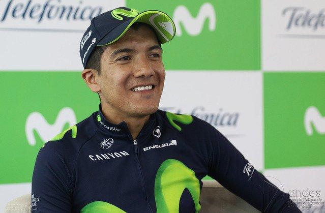 Giro d'Italia 2019 Carapaz vince a Courmayeur e si prende la maglia rosa