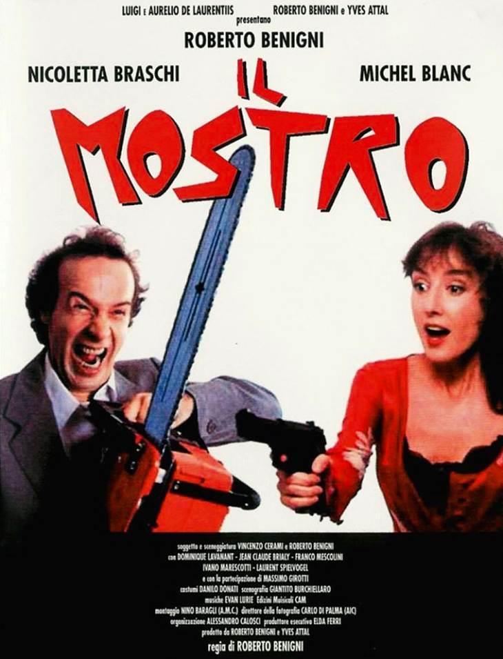 Il mostro: curiosità, cast e anticipazioni del film con Roberto Benigni
