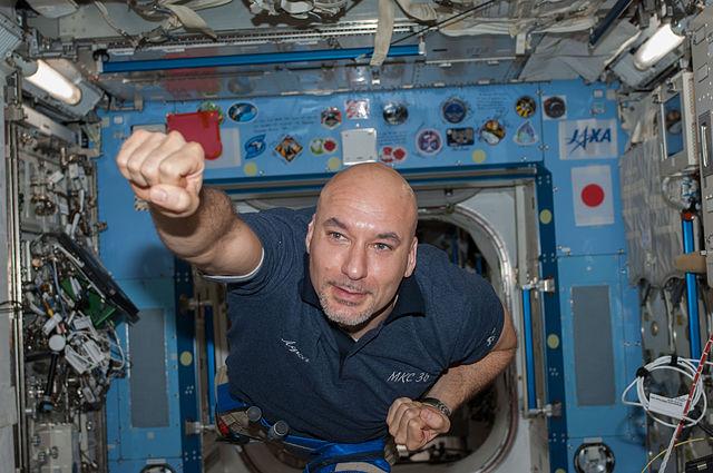 Luca Parmitano a Che tempo che fa carriera astronauta e biografia