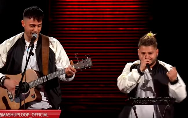 Mashup Loop a The Voice 2019 chi sono nel Team Guè ed età