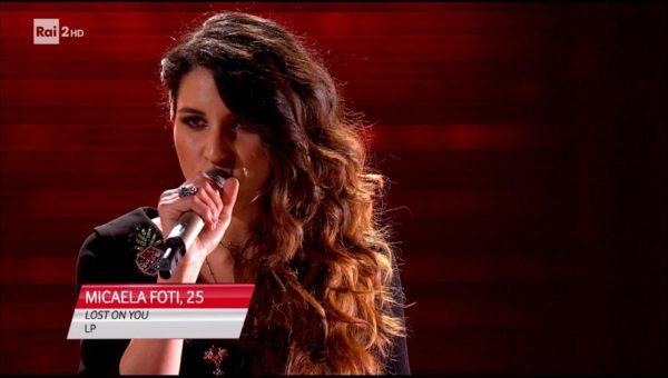Micaela Foti a The Voice 2019 chi è, biografia e carriera della cantante