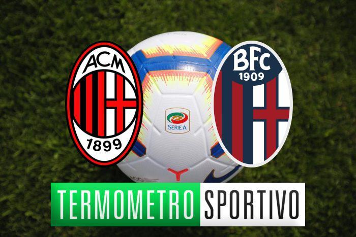 Milan-Bologna: diretta streaming o tv. Dove vederla