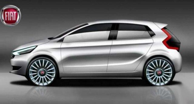 Nuova Fiat Punto elettrica con pianale condiviso, la versione del futuro