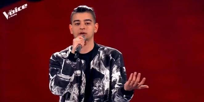 Ralph Lautrec chi è il rapper a The Voice 2019