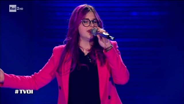 Sophia Murgia chi è a The Voice, team e carriera della cantante