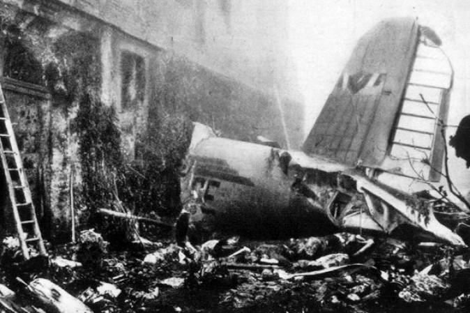 Tragedia di Superga superstiti, ricostruzione e cosa successe