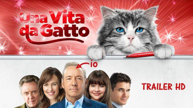 Una vita da gatto: trama, cast e anticipazioni del film in prima tv