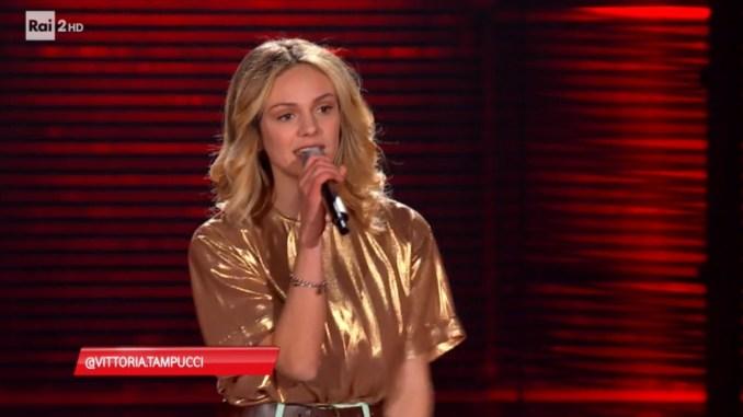 Vittoria Tampucci a The Voice 2019 chi è, carriera e biografia