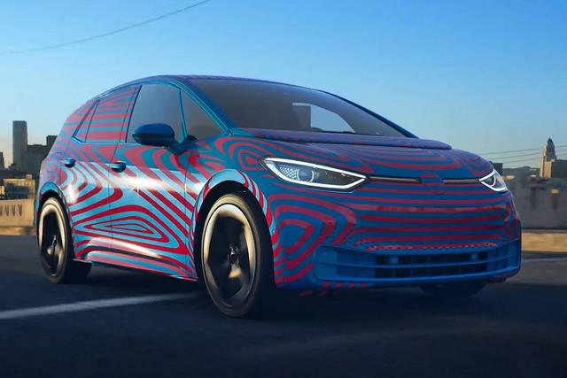Volkswagen Id 2019 prezzo, uscita e caratteristiche tecniche