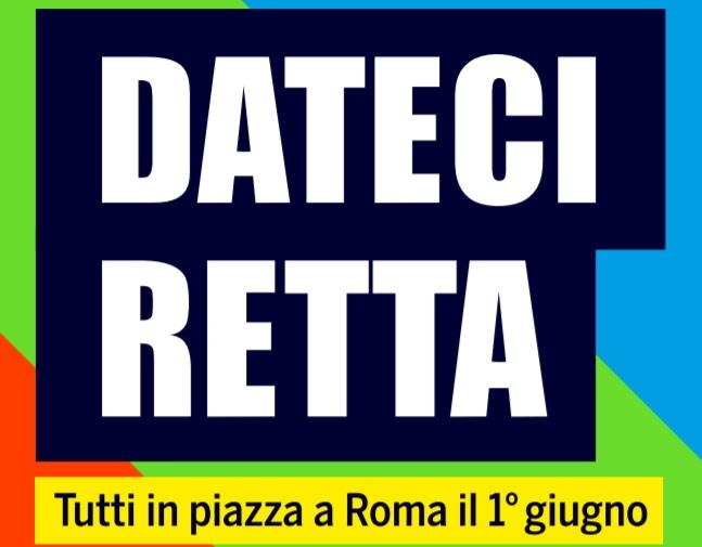 Pensioni ultime notizie: manifestazione 1 giugno Roma
