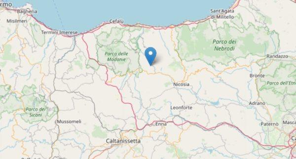 Terremoto Palermo oggi