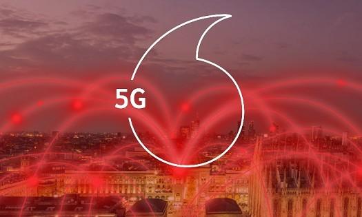 5G Vodafone in Italia: copertura, città e offerte. Quanto costa