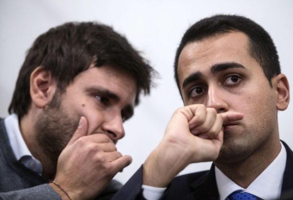 """Di Maio contro Di Battista: """"non stiamo giocando a risiko"""""""