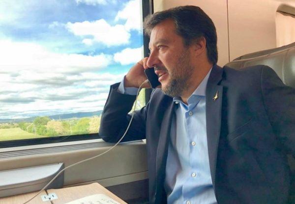 """Flat Tax 2020: Salvini """"La faremo, Ue se ne faccia una ragione"""""""
