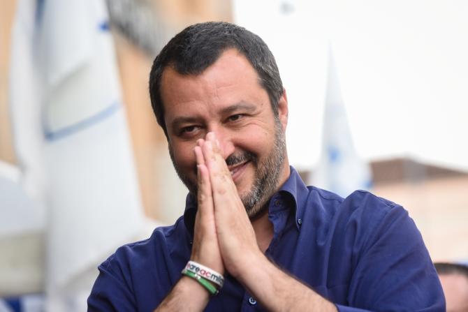 """Matteo Salvini e Luigi di Maio """"governo avanti e abbassiamo le tasse"""""""