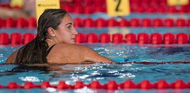 Chi è Simona Quadarella: età, carriera e biografia della nuotatrice romana