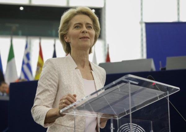 Commissione Europea: eletta Von der Leyen, i temi del suo discorso