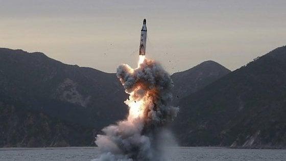 Corea del Nord, ultime notizie: Pyongyang effettua nuovo test missilistico