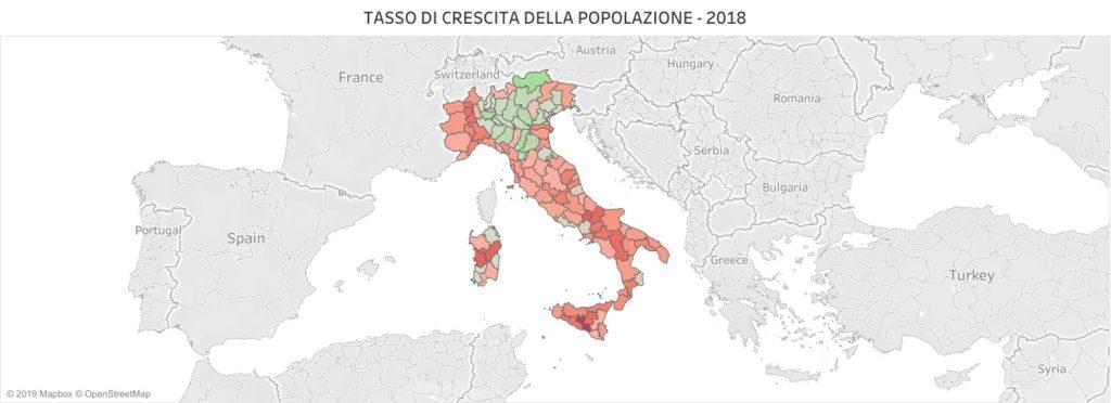 Crisi demografica