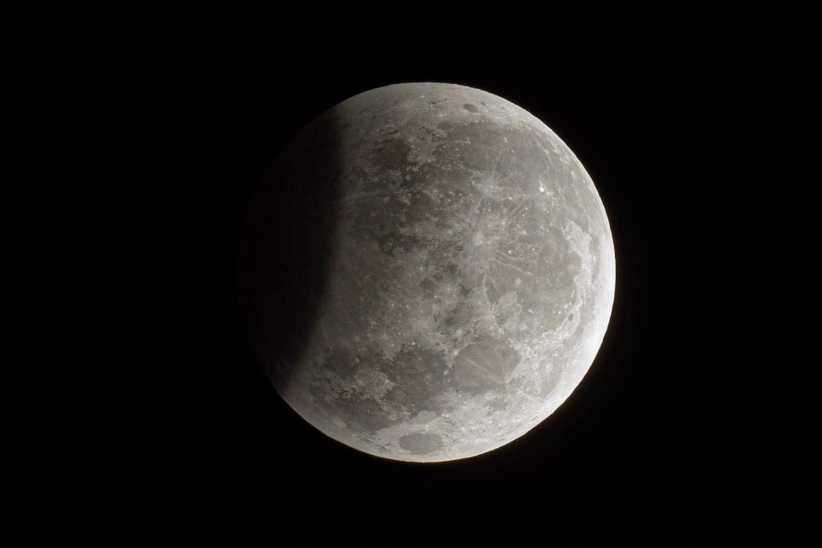 Eclissi lunare 16 luglio 2019: orario e dove vederla in Italia