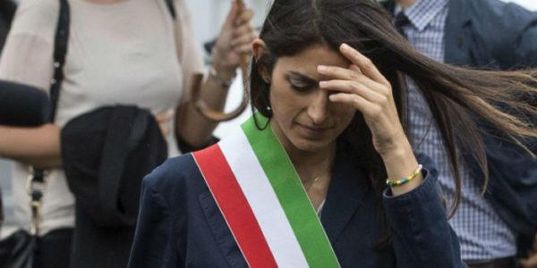 Emergenza rifiuti Roma 2019: piano del comune, l'appello della Raggi