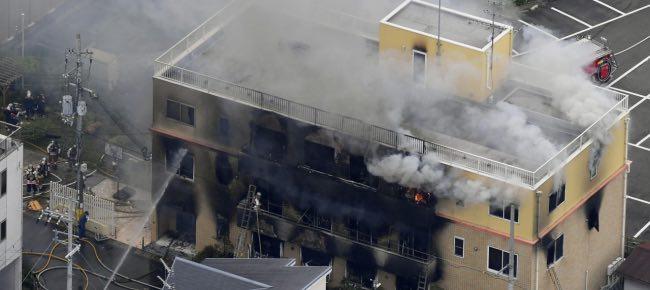 Incendio Kyoto Animation: 24 morti in Giappone, cos'è successo