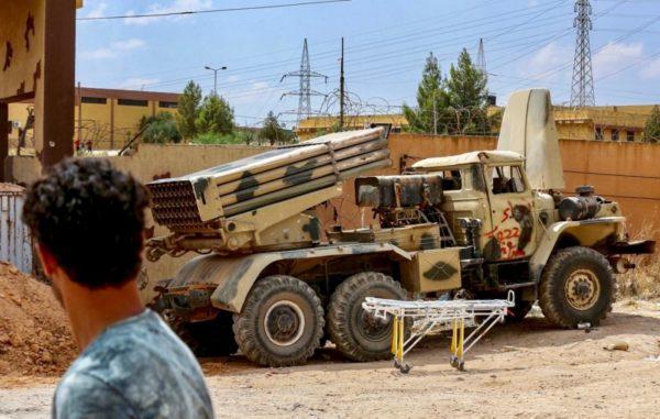 Libia ultime notizie: a che punto è la battaglia per il controllo del paese?