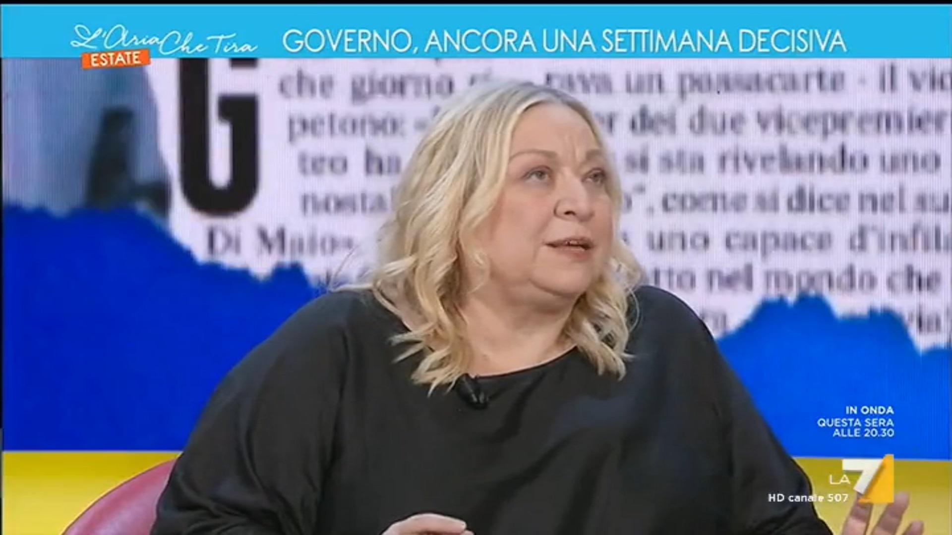 Maria Giovanna Maglie: Salvini vuole portare il governo fino alla manovra