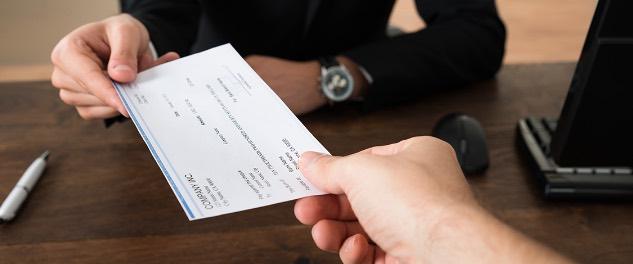 Pagamento stipendio su conto corrente non intestato, come funziona