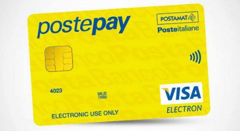 Poste italiane: conto corrente e Postepay, sms di conferma obbligatorio