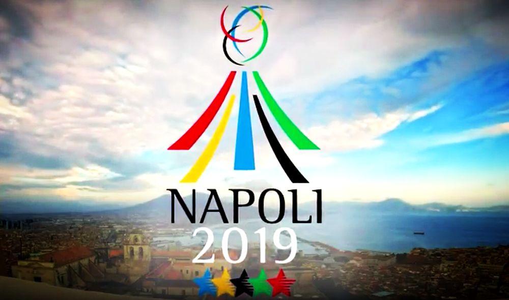 Torcia Universiadi 2019: percorso e arrivo allo Stadio San Paolo