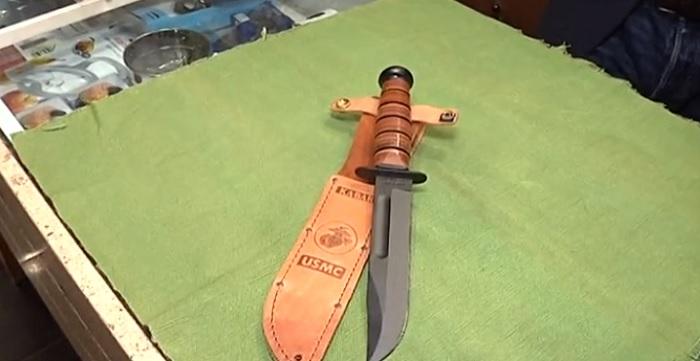 Carabiniere ucciso a Roma ecco il coltello