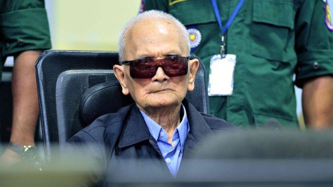 Cambogia, ultime notizie: morto Noun Chea, numero due degli khmer rossi