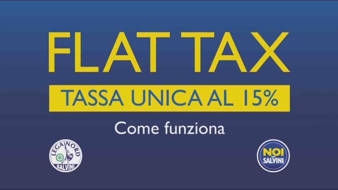 Flat Tax: abolizione Imu, Tasi, pronta la Finanziaria targata Lega