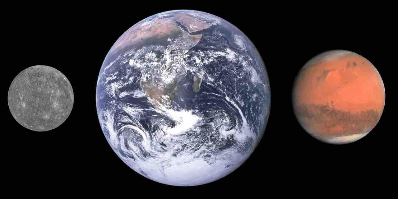 Marte grande come la luna 2019: perché è una bufala e non è possibile