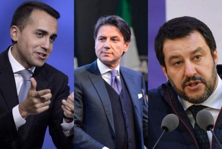 Sondaggi elettorali GPF: cala la Lega, su M5S e PD