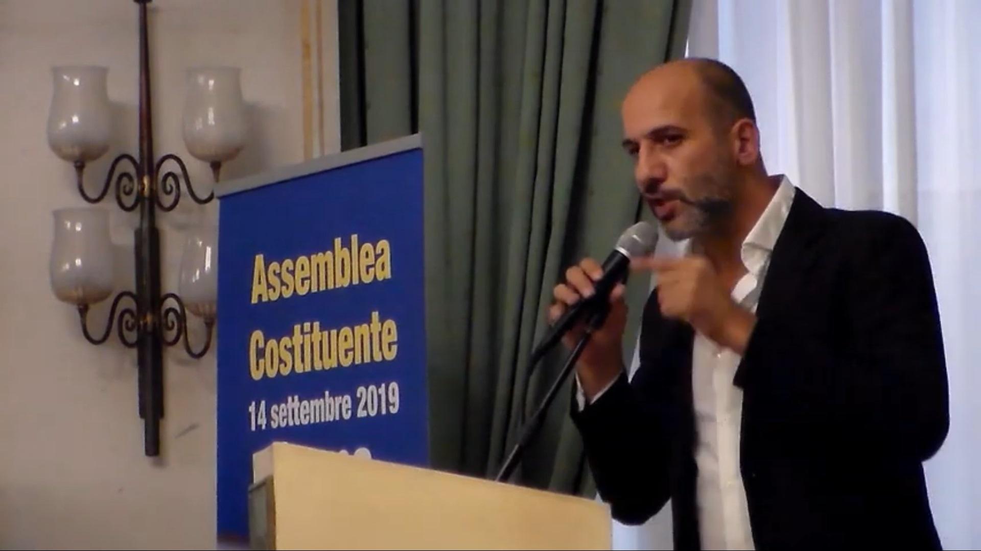 Intervista a Francesco Toscano, cofondatore di Vox Italia con Diego Fusaro