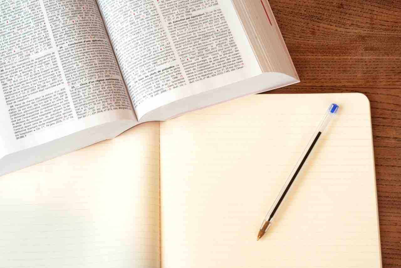 Codice giuridico e quaderno