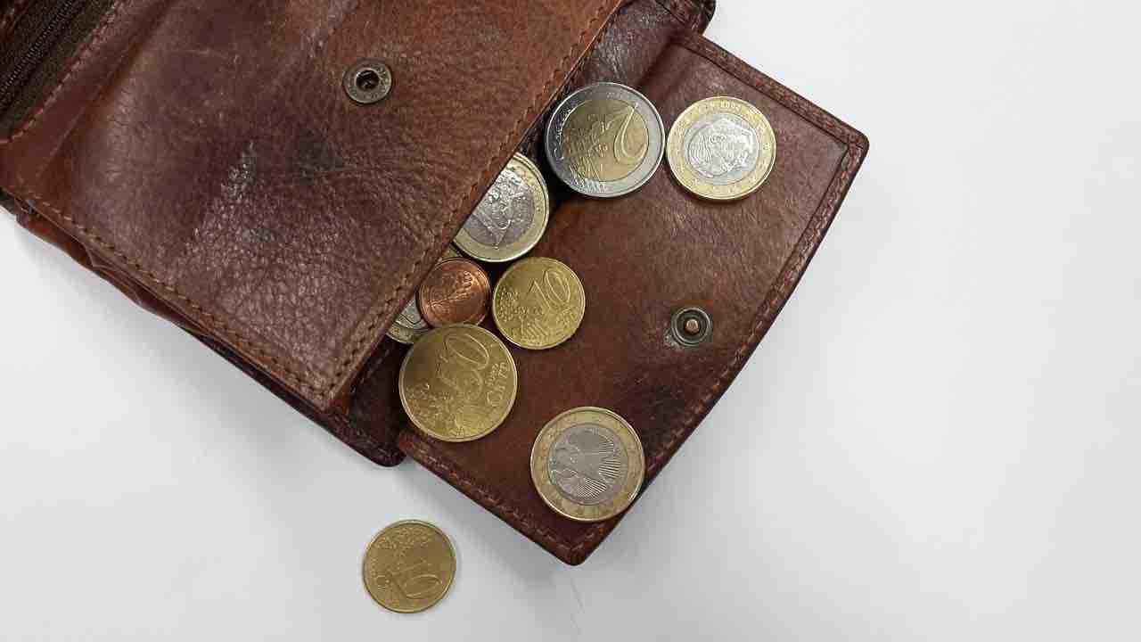 Monete e portafogli