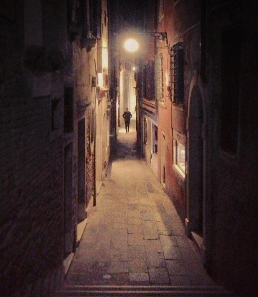 Venezia e la suca baruca