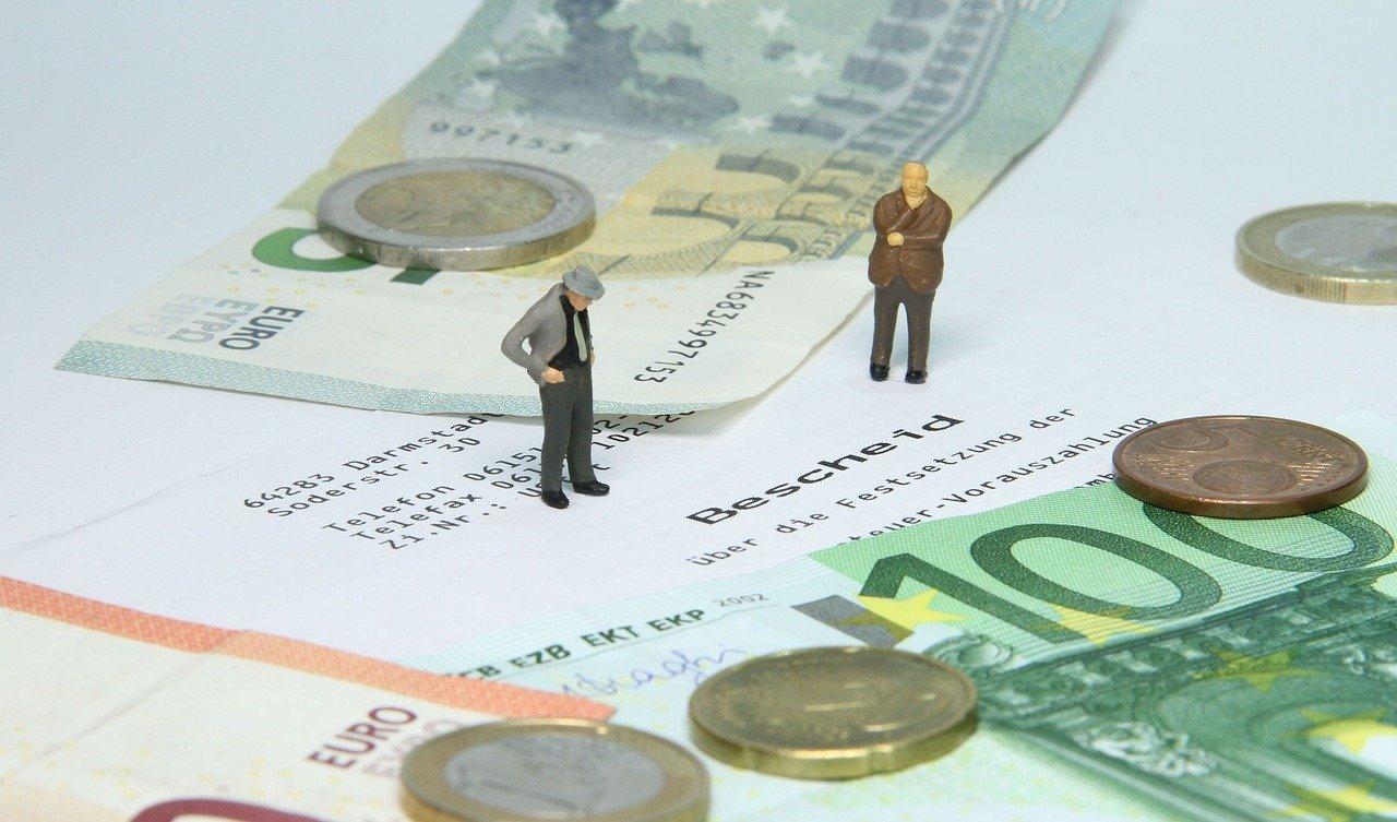 Bollette e banconote
