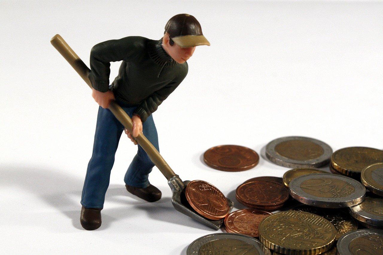 Conto corrente senza soldi sul saldo