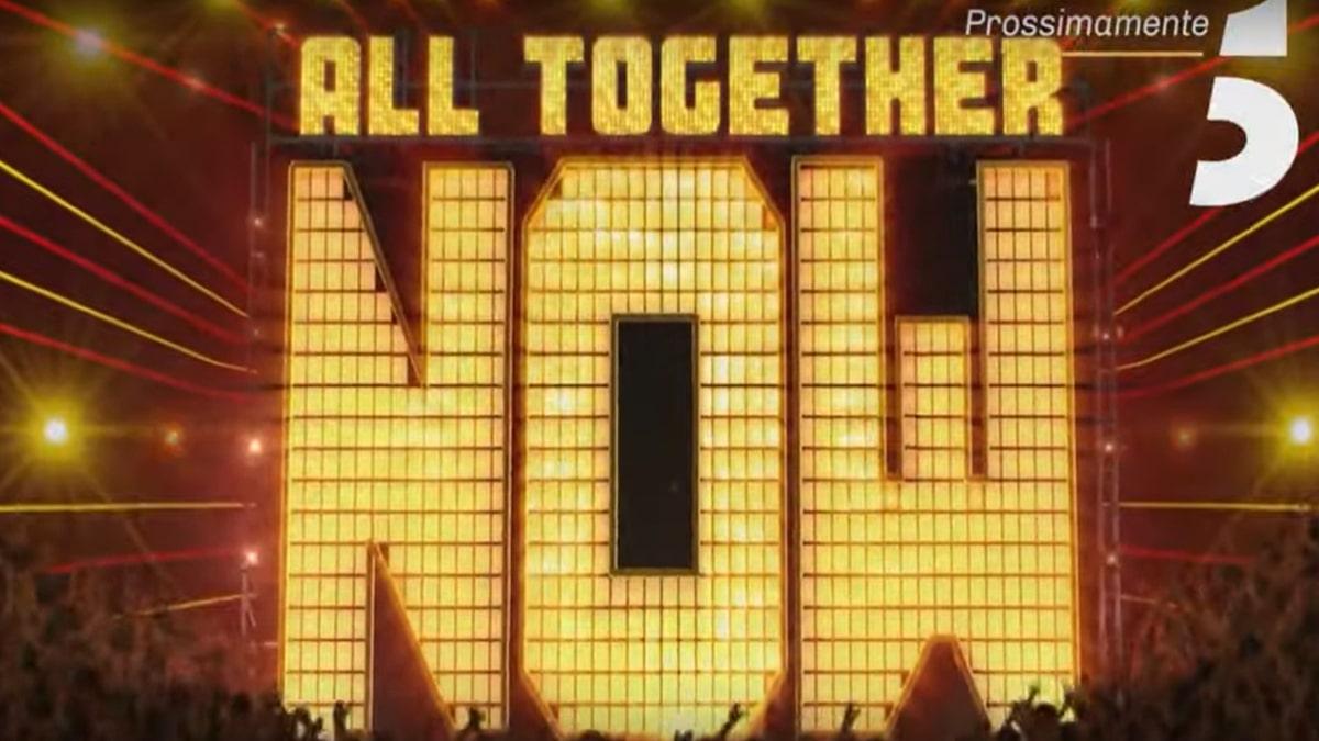 All Together Now: ospiti e anticipazioni di stasera 4 dicembre 2019