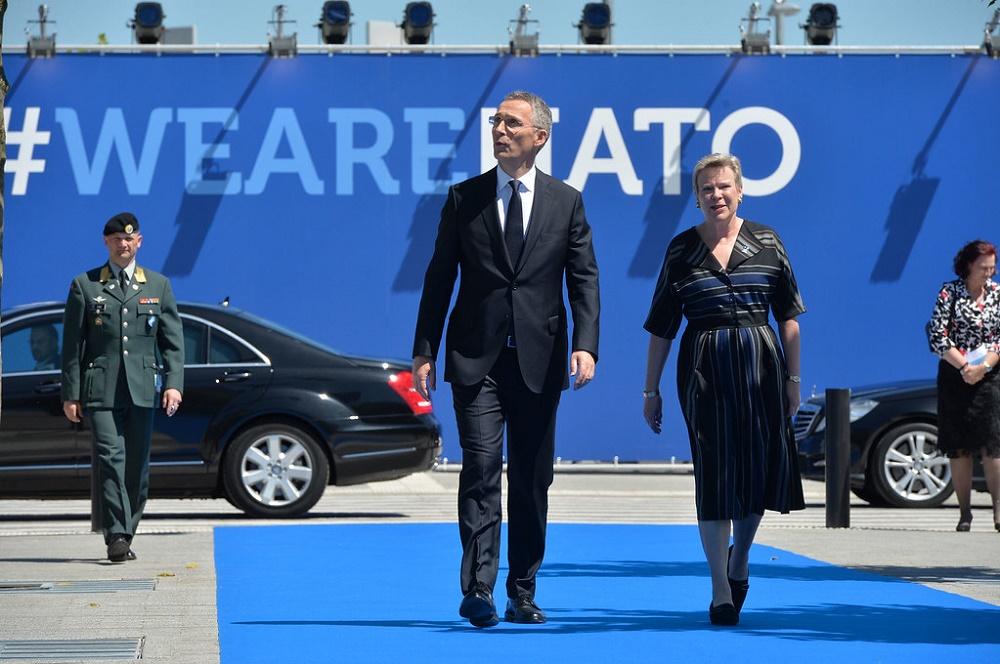 Incontro Nato