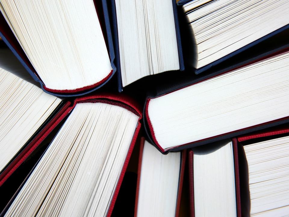 Libri capovolti
