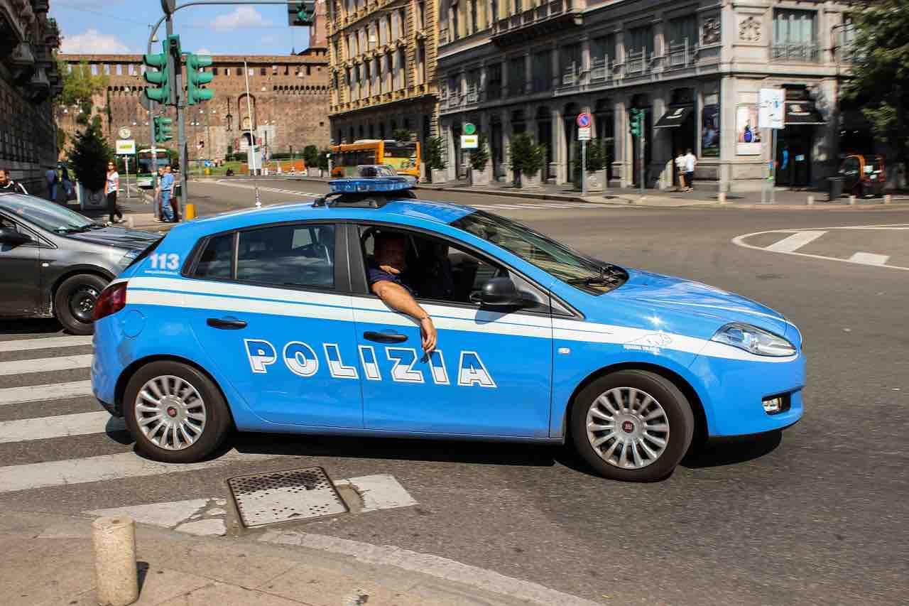 Pantera della Polizia